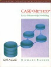 Oracle Case Method: Entity Relationship Modelling by Richard Barker (1990, HB)