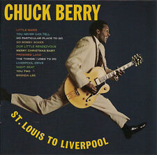 Chuck Berry ‎CD St. Louis To Liverpool - USA (EX/M)
