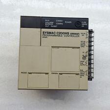 Used Omron C200HS-CPU21-E PLC Module Tested ok