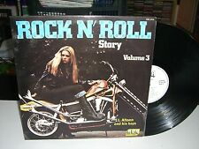 "33 TOURS / LP--ROCK 'N' ROLL STORY VOL 3 --J.ALTONN AND HIS BOYS ""MOTO"""