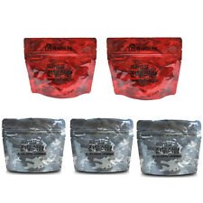 Korean Military Food Camping Rice Meal Combat Emergency Rations 5pcs Outdoor