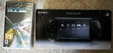 CONSOLE SONY SLIM & LITE PSP PORTABLE SERIE 2004 + WIPEOUT PULSE NUOVO