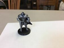 D&D miniatures 1x x1 Half Orc Paladin Rage of Demons NM