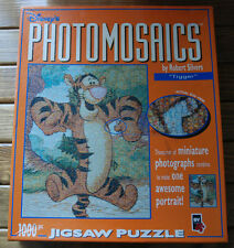 Puzzle Photomosaics Robert ARGENTO TIGRO WINNIE THE POOH DISNEY PC 1000