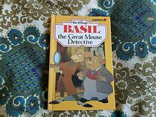 Basil the Great Mouse Detective Ladybird Children's book