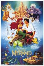 """The Little Mermaid - 27"""" x 40""""  Poster"""