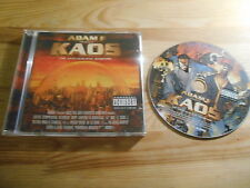 CD Hiphop Adam F - Kaos : Anti Acoustic Warfare (14 Song) EMI REC