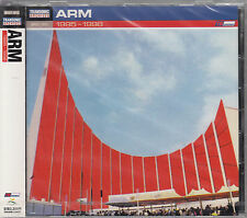ARM 1995-1998 2001 Japanese promo sample CD SEALED Daishi Hisakawa