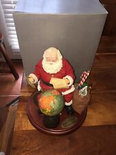 Checking It Twice Santa Claus Figure Christmas Traditions Limited Edition (DC)