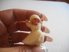 Vintage Miniature Plastic Angel