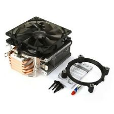 Pccooler X5 Pwm Led Ultra Silenciosa Heatpipe CPU Cooler Para 775 115x 1366 2011 AM4