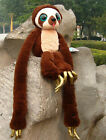 Big SIZE Belt the sloth stuffed Belt of The Croods Plush Toy Doll New