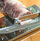 Manual Stainless Steel Frozen Meat Slicer Beef Slicing Machine Vegetable a
