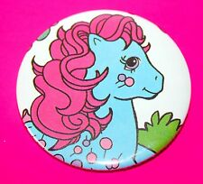 Large Vintage Style My Little Pony 58mm button pin badge Horse