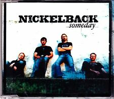 Nickelback-Someday cd maxi single