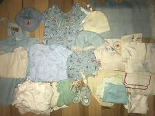 Nice Lot of Vintage Antique Baby Boy Clothes