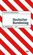 Kürschners Volkshandbuch Deutscher Bundestag 18. Wahlperiode (2014, Taschenbuch)