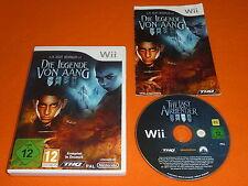 Nintendo Wii Spiel : DIE LEGENDE VON AANG ! DEUTSCH ! KOMPLETT
