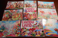 9 Candyland Stickers, Party Supplies, Decorations, Favors,Birthday,label,decals