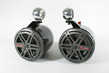 "JL Audio 6.5"" Wakeboard Tower Speakers  Black  NEW!!"