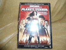 Planet Terror - Extended and Unrated (Two-Disc Special Edition) GRINDHOUSE 2007
