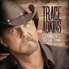 Cowboy's Back in Town [Deluxe Edition] by Trace Adkins (CD, Aug-2010, Show Dog N