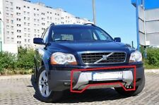 VOLVO XC90 2002-2005 BODY KIT: REAR AND FRONT BUMPER SPOILER AND SIDE SKIRTS