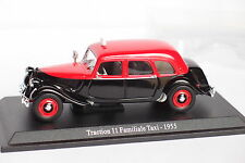 ATLAS CITROEN TRACTION 11 FAMILIALE TAXI 1955 1:43