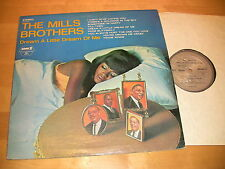 1/4R The Mills Brothers - Dream a little dream of me