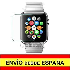 Cristal Templado para APPLE WATCH 42 mm Protector Pantalla Reloj a1958