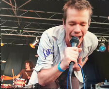 NATE RUESS SIGNED 8X10 FUN! PINK JUST ME A REASON