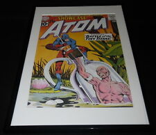 Showcase #31 Atom Framed 11x17 Cover Poster Display Official Repro