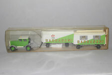 Wiking SARRASANI Circus Hanomag Truck with Trailers 1:87 Scale