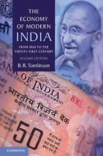 The New Cambridge History of India: The Economy of Modern India : From 1860...