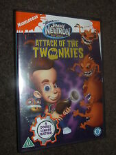 Jimmy Neutron - Attack Of The Twonkies DVD NEW AND SEALED Nickelodeon
