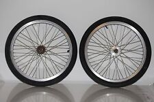 Bmx Wheels Pair Diamond Back 20 Inch Alloy Freestyle  Diamondback