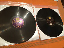 """""""WEMBLEY MILITARY TATTOO"""" Band of H.M. Grenadier Guards 2x12"""" 78rpm 1930 RARE"""