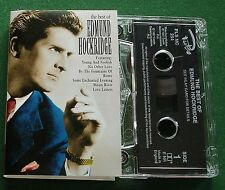Edmund Hockridge Best Of inc Moon River & Love Letters + Cassette Tape - TESTED
