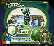 green lantern. power of the ring board game