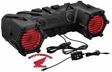 "BOSS AUDIO SYSTEM LED LIGHTS MARINE OFFROAD ATV 450 W 6.5"" SPEAKERS BLUETOOTH"