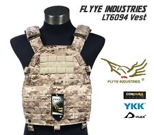 Flyye The New MOLLE LT6094 Vest  AOR1 500D Cordura FY-VT-M025-R1