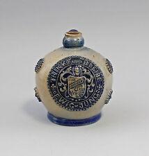 Keramik Schnaps-Flasche Westerwald Hassbach Trinke und bleibe ewig-jung 25445097