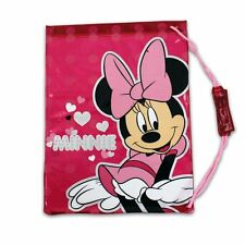Official Minnie Mouse - Hearts - Pink Swim Bag