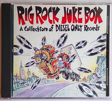 Rig Rock Jukebox CD Diesel Only NEW Blue Chieftains World Famous Blue Jays GREAT