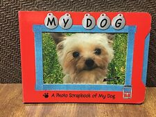 Lot of 12: New My Dog, A Picture Me Photo Memory Book
