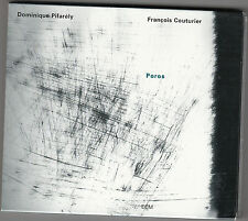 DOMINIQUE PIFARELY / FRANCOIS COUTURIER - poros CD