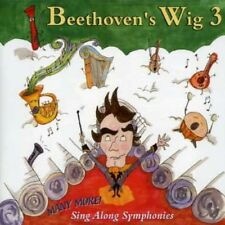 Many More Sing Along - Beethoven's Wig 3 (2006, CD NEUF)