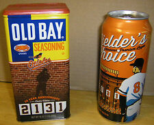 Cal Ripken 2131 20th Anniversary Old Bay and Heavy Seas Special Edition 16oz Can
