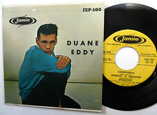 DUANE EDDY 45 EP S/T JAMIE label ROCK N' ROLL Instr. 1959 ROCKABILLY t738