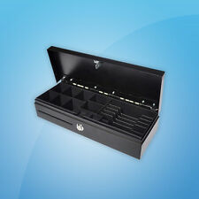 FT-460 High quality flip top cash drawer (6 note / 8 coin)